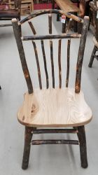 "Hickory Dining Chair ""Wagon Wheel"""